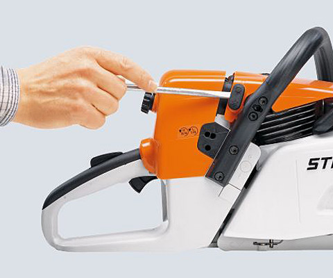 Ms 261 C M Vw Professional Chain Saw With M Tronic