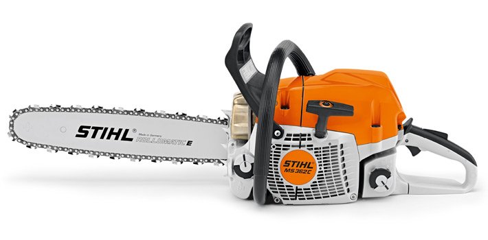 Ms 362 C M Vw Professional Chain Saw With M Tronic